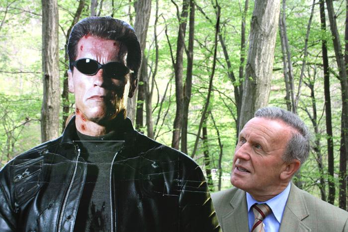 """""""Es ist gut, einen Freund wie den Arnold zu haben."""""""